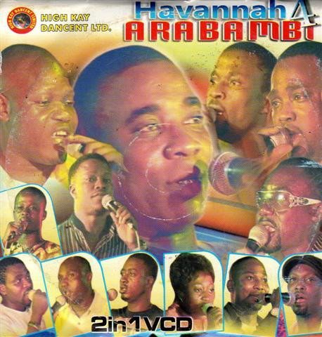 Various Artists - Havannah 4 Arabanbi - Video CD