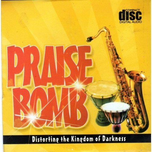 CD - Various Artists - Praise Bomb - Audio CD