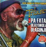 CD - Various Artists - Tribute To Fatai Rolling Dollar - CD