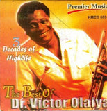 CD - Victor Olaiya - Best Of Victor Olaiya Vol 1  - CD