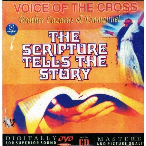 CD - Voice Of The Cross - The Scripture Tells The Story - CD