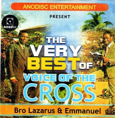 CD - Voice Of The Cross - The Very Best - CD