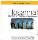 Wale Adenuga - Hosanna - Audio CD - African Music Buy