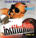 Wasiu Alabi Pasuma - Institution - CD - African Music Buy