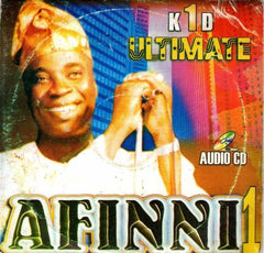 CD - Wasiu Ayinde Marshal - Afinni 1 - CD