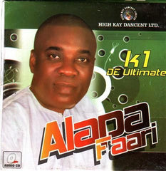 Wasiu Ayinde Marshal - Alapa Faari - CD - African Music Buy