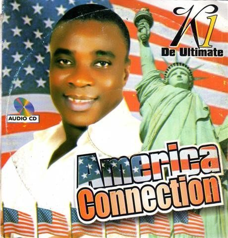 Wasiu Ayinde Marshal - American Connection - CD