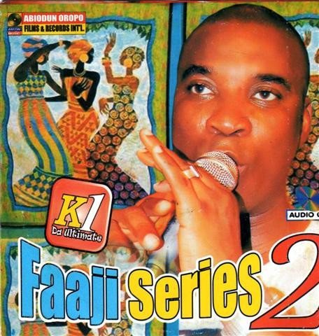 Wasiu Ayinde Marshal - Faaji Series 2 - CD