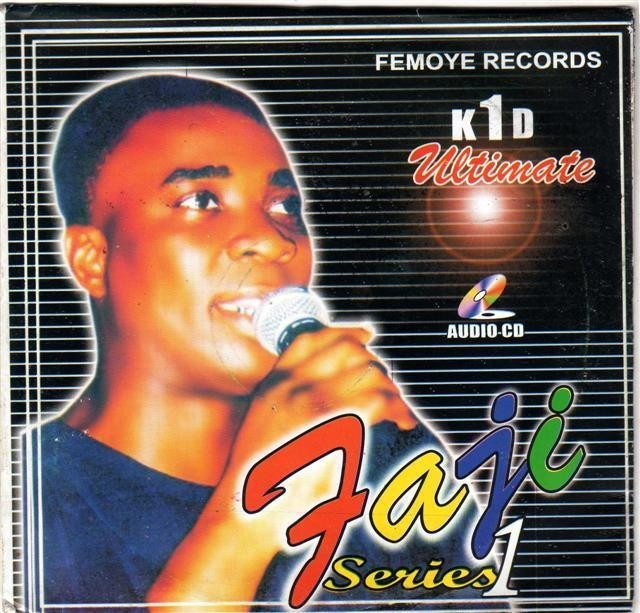 Wasiu Ayinde Marshal - Faji Series 1 - CD