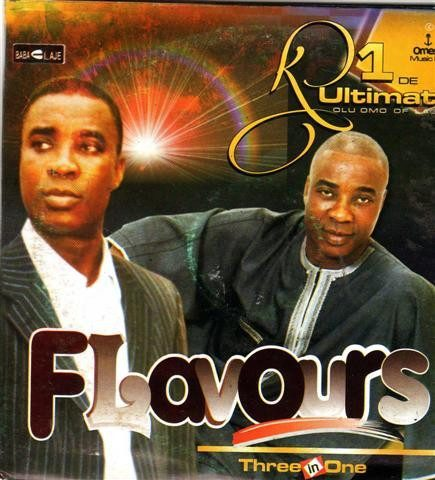 Wasiu Ayinde Marshal - Flavors - CD - African Music Buy