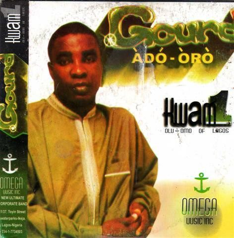 Wasiu Ayinde Marshal - Gourd Ade Oro - CD - African Music Buy