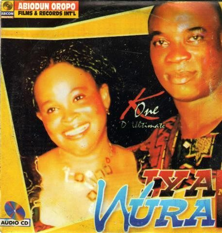 Wasiu Ayinde Marshal - Iya Ni Wura - CD - African Music Buy