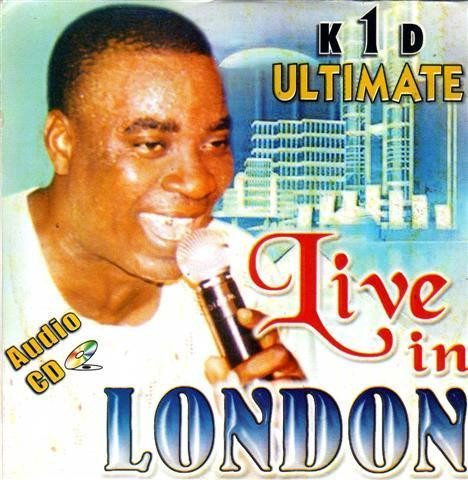 Wasiu Ayinde Marshal - Live In London - CD - African Music Buy