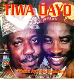 Wasiu Ayinde Marshal - Tiwa Dayo - CD - African Music Buy