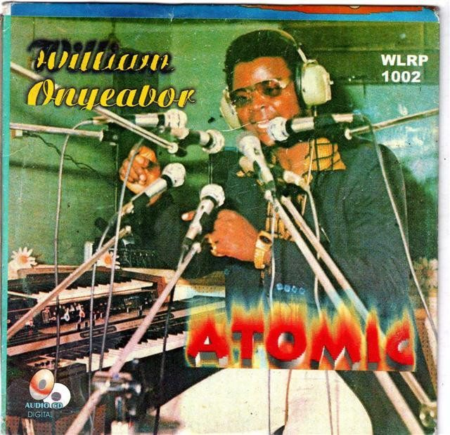 William Onyeabor - Atomic Bomb - CD