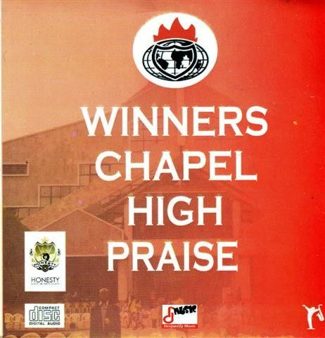 CD - Winners Chapel High Praise - Audio CD