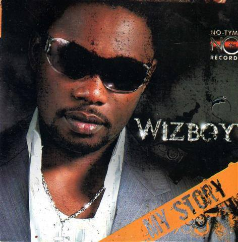 CD - Wizboyy - My Story - Audio CD