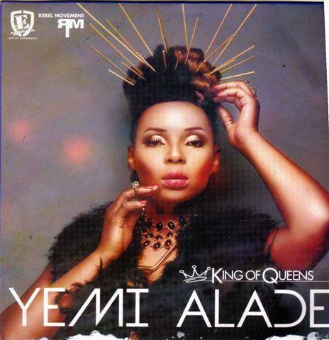 Yemi Alade - King Of Queens - CD
