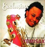 Yemi Sax - Exclusives - Audio CD - African Music Buy