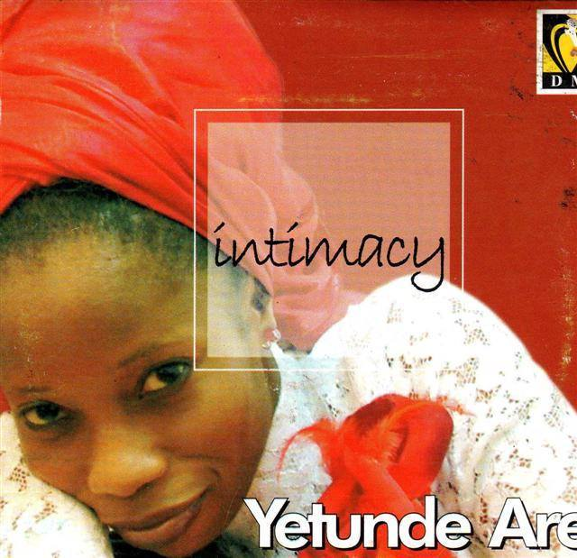 Yetunde Are - Intimacy - Audio CD - African Music Buy