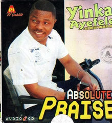 CD - Yinka Ayefele - Absolute Praise - CD