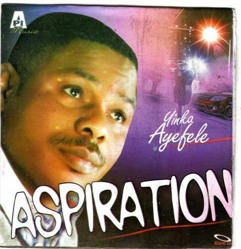 CD - Yinka Ayefele - Aspiration - CD