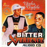 CD - Yinka Ayefele - Bitter Xperience - Audio CD