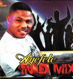 CD - Yinka Ayefele - In D Mix - Audio CD