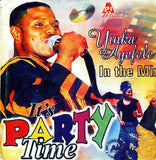 CD - Yinka Ayefele - Party Time - Audio CD