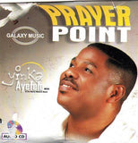 CD - Yinka Ayefele - Prayer Point - Audio CD