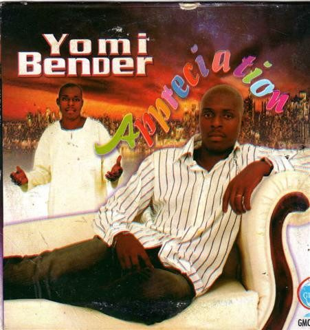 CD - Yomi Bender - Appreciation - CD