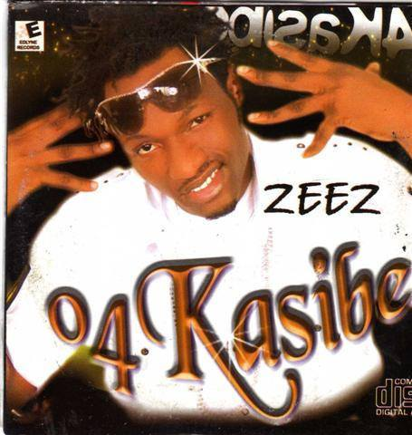 CD - Zeez - O4 Kasibe - Audio CD