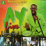 Ay Live - Comedy & Music Vol 2 - Video CD - African Music Buy