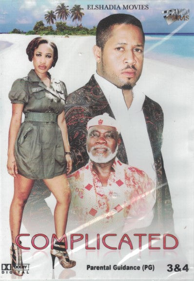 Complicated 3&4 - African Movie - Dvd