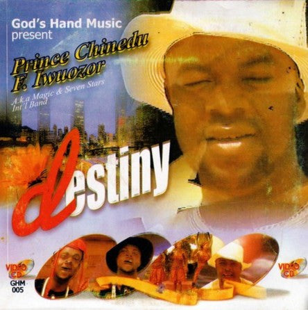 Chinedu Iwuozor - Destiny - Video CD