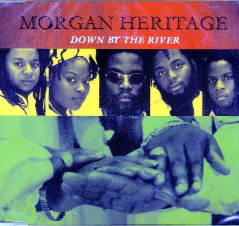 Morgan Heritage - Down By The River - CD