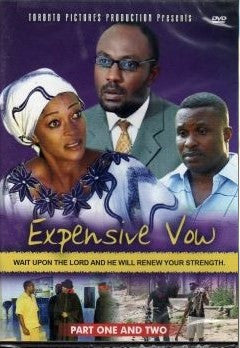 Expensive Vow - African Movie - Dvd