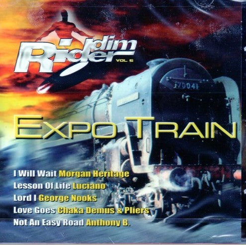 Expo Train - Riddim Rider Vol 6 - CD
