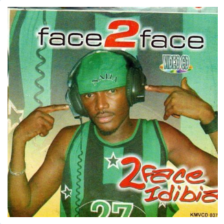 2Face Idibia - Face 2 Face - Video CD