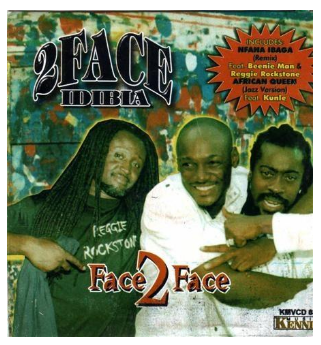2Face Idibia - Face 2 Face - CD