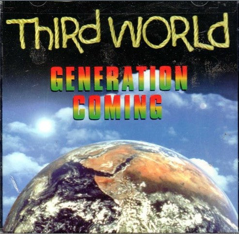 Third World - Generation Coming - CD