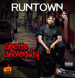 Runtown - Ghetto University - CD - African Music Buy