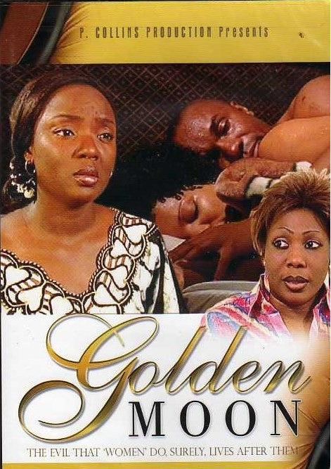 Golden Moon 1&2 - African Movie - Dvd