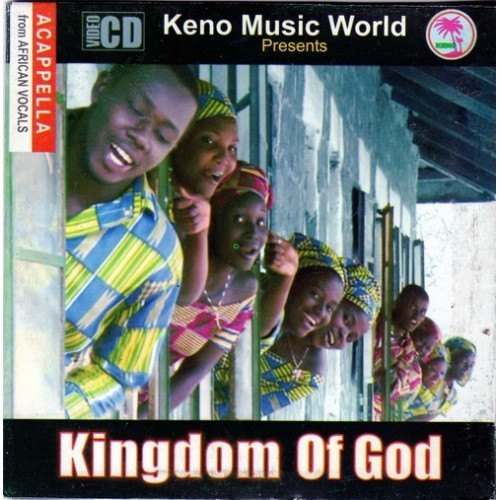 African Vocals - Kingdom Of God - Video CD