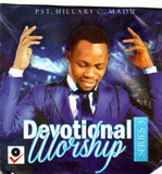 Hillary Madu - Devotional Worship 3 - Audio CD - African Music Buy