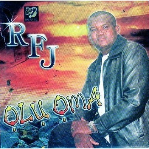 Gospel Music, - RFJ - Olu Oma Good Work - Audio CD