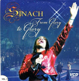 Gospel Video - Sinach - From Glory To Glory - Video CD