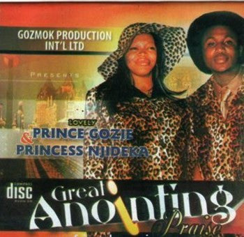 Njideka Okeke - Great Anointing Praise - CD