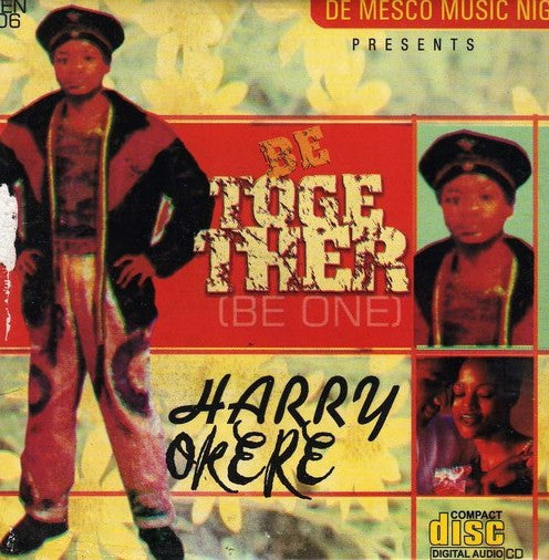 Harry Okeke - Be Together - CD