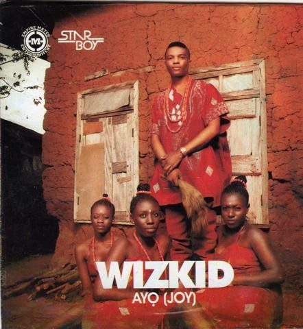 Wizkid - Ayo Joy - Audio CD